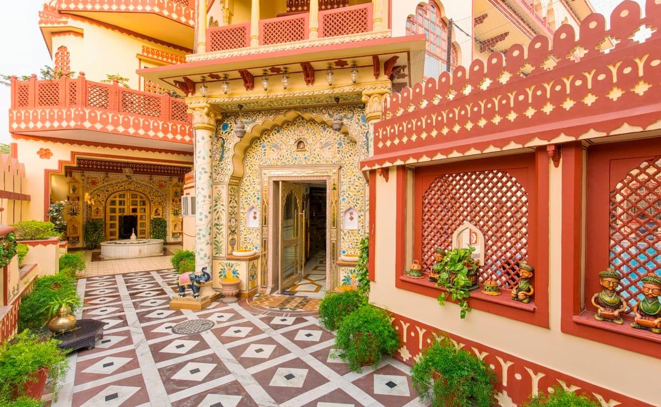 top 25 heritage resorts in jaipur