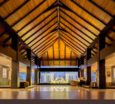 Luxurious Hard Rock Hotel, Goa @ Flat 40% off