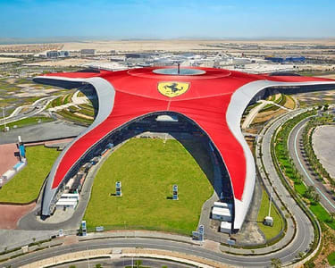 Full Day Ferrari World Tour - Flat 10% off