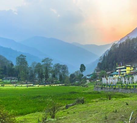 Singalila Trek, Sikkim 2018