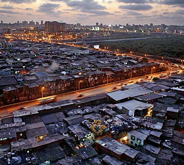 An excursion through Dharavi, Mumbai