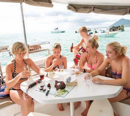 West Coast Cruise in Mauritius