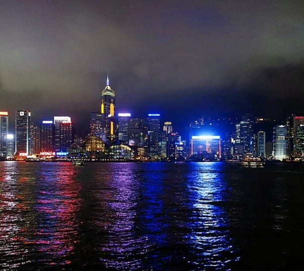 Day Tour to Hong Kong Island