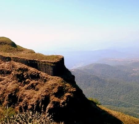 Prachitgad Trek in Maharashtra