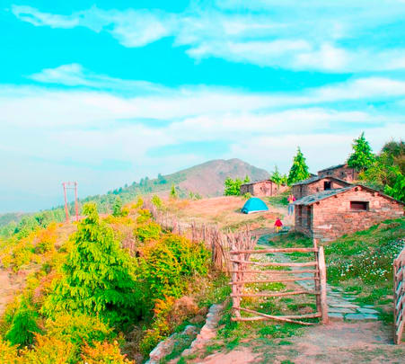 4 Days and 3 Nights Trip to Chakrata from Delhi