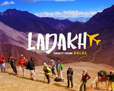 Ladakh Sightseeing Tour (with Flights)