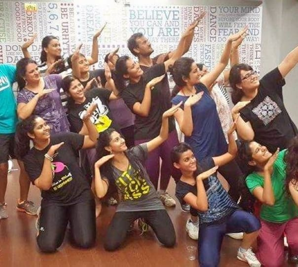 Masala Zumba Workshop