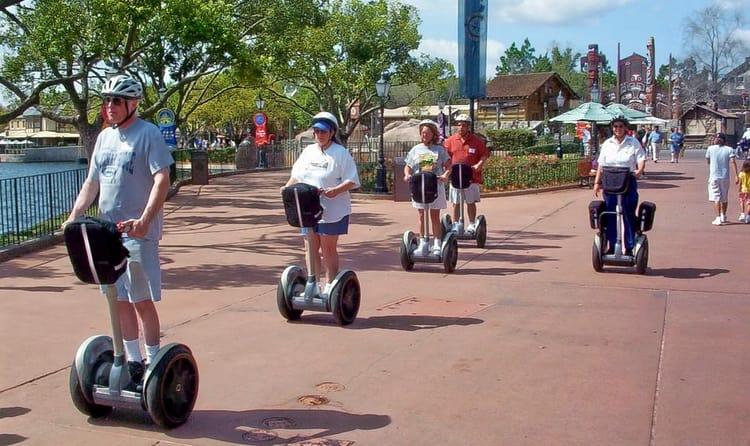 Segway Ride in Lake Gardens