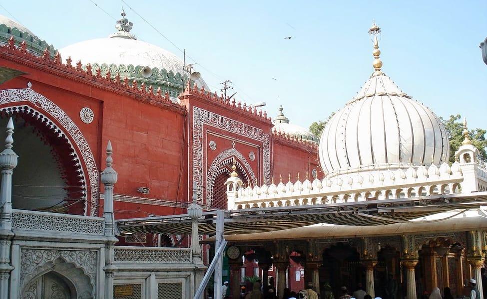 Hazrat Nizammudin Dargah