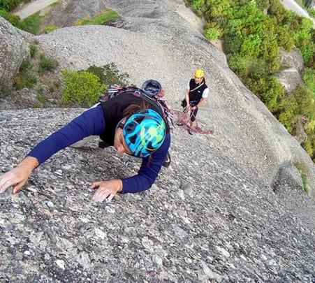 Rock Climbing at Assam State Zoo