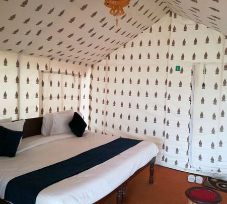 Luxury Camping Experience in Pushkar