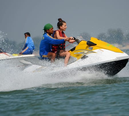 Water Sports Excursion at Baga Beach, Goa