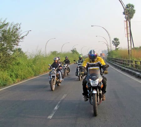 Bike Ride to Naneghat via Malshej Ghat