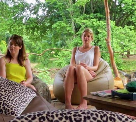 Luxury Camp Safari at Wilpattu in Sri Lanka