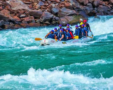 Rafting in Rishikesh | Book @ 41% off & Cashback ₹450