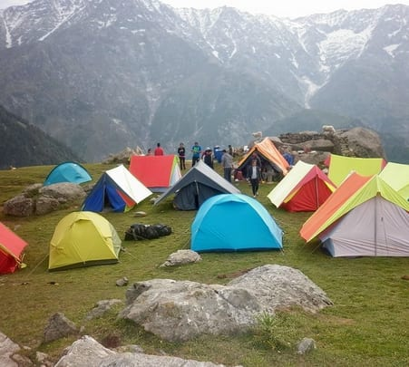 Kasol and Kheerganga Trek from Delhi
