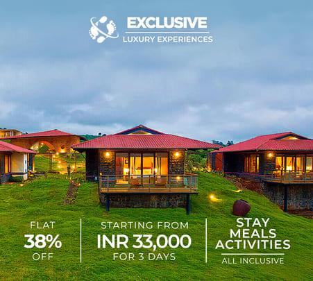 Blissful Escape in the Heart of Lonavala, Amanzi Resort