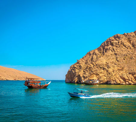 Dibba Musandam Cruise Tour- Flat 18% off