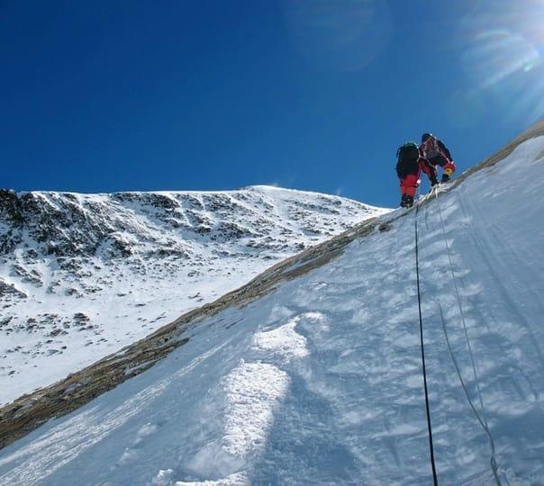 Island Peak Trek in Nepal