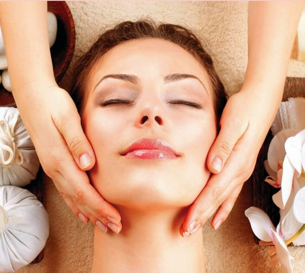 Danai Spa Facial Therapy in Penang at Malaysia