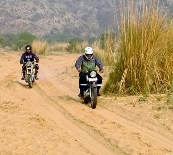 Rent a Motorcycle in Jaipur