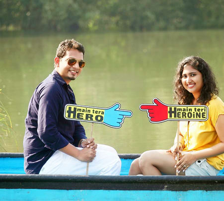 Experience Romantic Photo Shoot in Goa