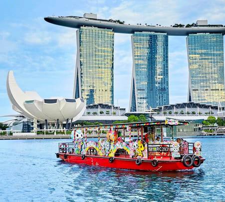 Singapore River Cruise Flat 25% off