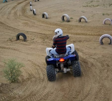 Quad Biking Tour in Jaisalmer