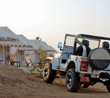 Jeep Safari in Pushkar Flat 32% Off