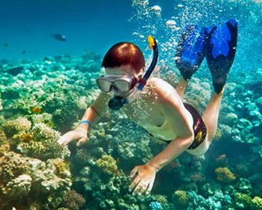 Experience Snorkeling in South Kuta, Bali