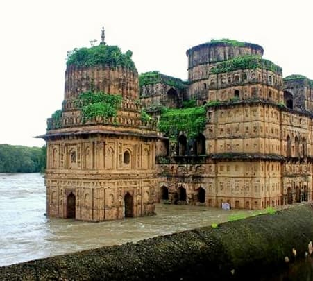 Orchha Sightseeing Tour in Madhya Pradesh