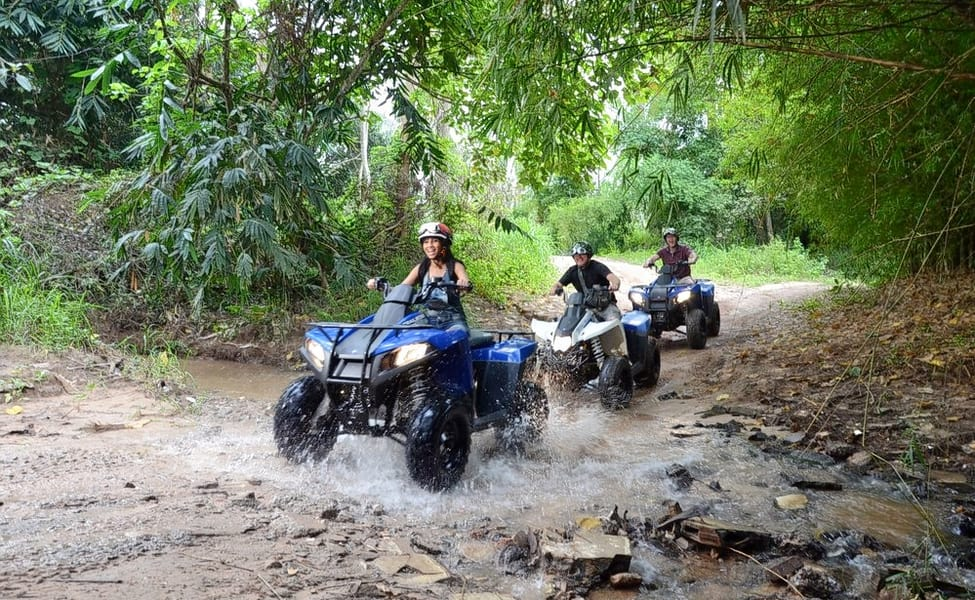 Ultimate Atv Ride In Pattaya 4 Hrs Thrillophilia