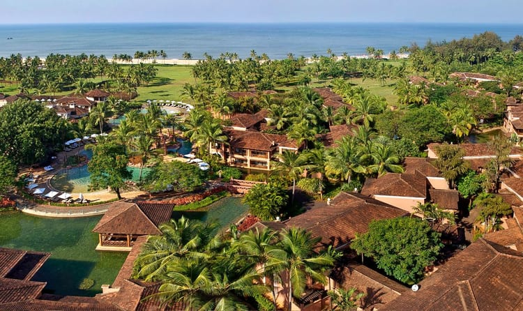 Park Hyatt Goa Resort and Spa, Cansaulim, Goa