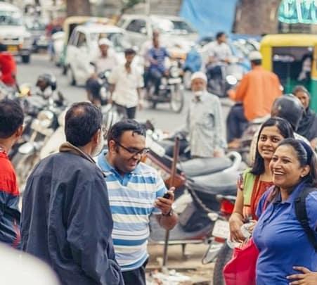 Frazer Town Heritage-Food Walk, Bangalore