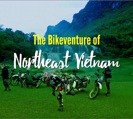 Adventure Motorcycle Tour in Vietnam