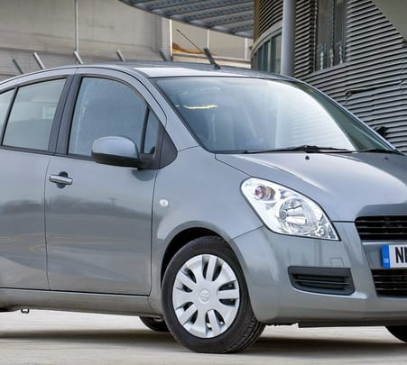 Rent a Maruti Ritz in Bangalore
