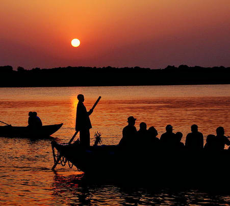 Tour of the Temples and the Holy Ghats in Madhya Pradesh
