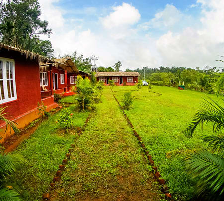 Lake View Homestay in Coorg