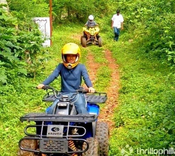 Atv Team Building Adventure Ride in South Goa