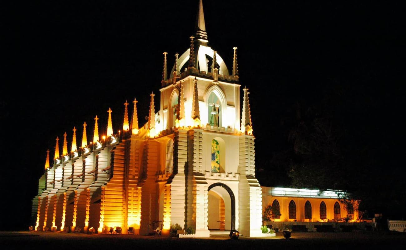 Spice plantation and old goa church tour thrillophilia - Homes in old churches ...