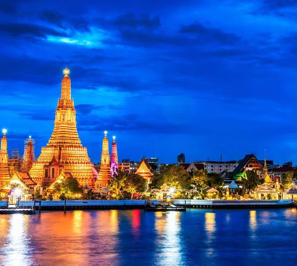 Bangkok Old City Sightseeing Trip