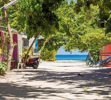 Huraa Island Tour in Maldives