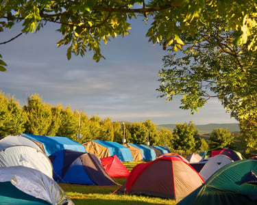 2d/1n Camping in Sakleshpur - at 28% Off.