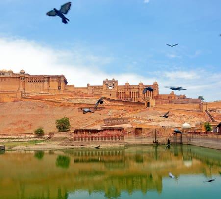 6 Day Jaipur Udaipur Sightseeing Trip