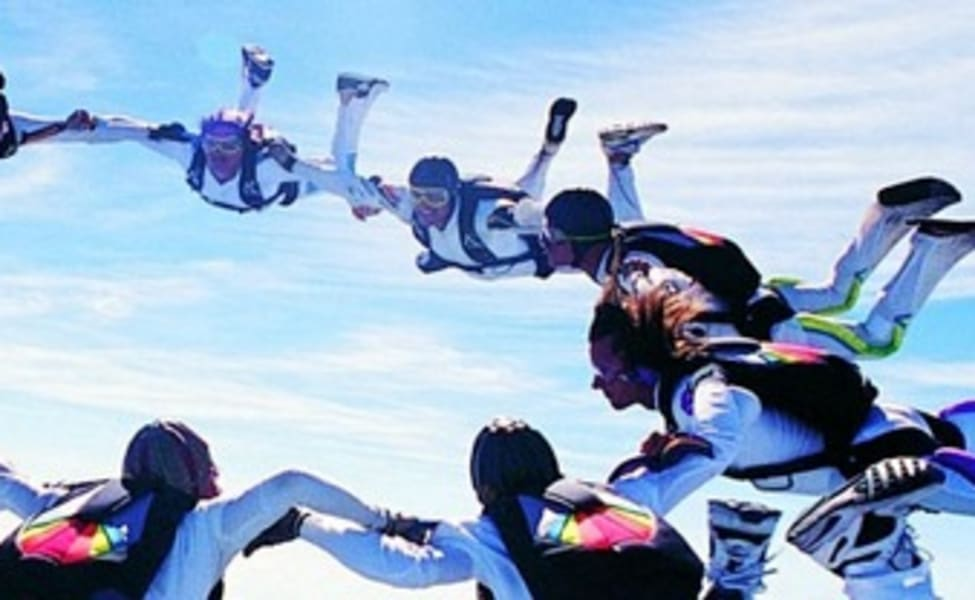 Tandem Skydiving At Kuala Lumpur