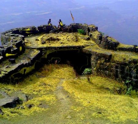 Rajmachi Fort Trek in Maharashtra
