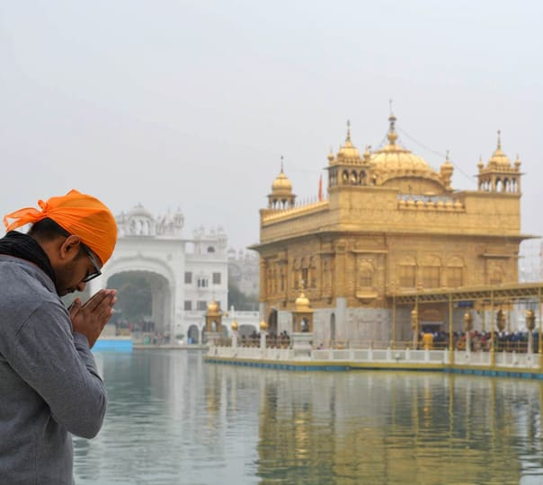 A Trip to Golden Temple from New Delhi