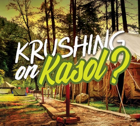 Adventure Camping in Kasol Flat 25% off