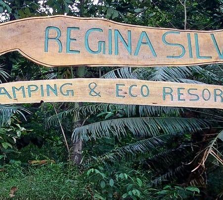 Stay at Reginasilva Camping & Nature Resort