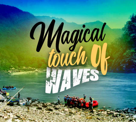 River Rafting Adventure in Rishikesh Flat 10% off